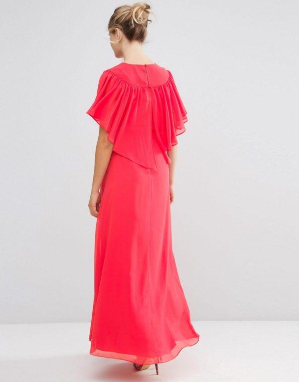 vestidos-de-fiesta-premama-para-embarazadas-asos-largo-vestido-capa-rojo-trasera