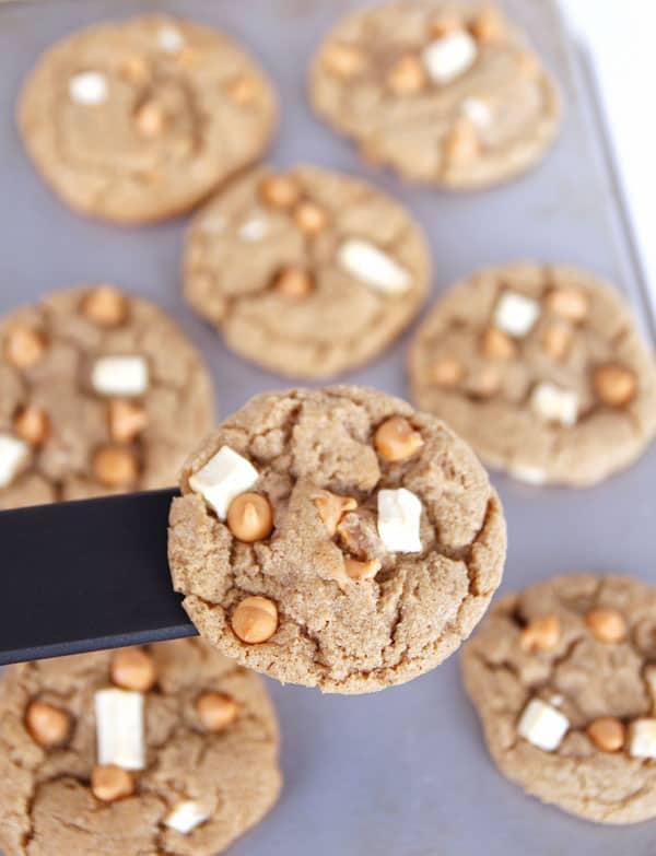 Brown Butterscotch Cookies
