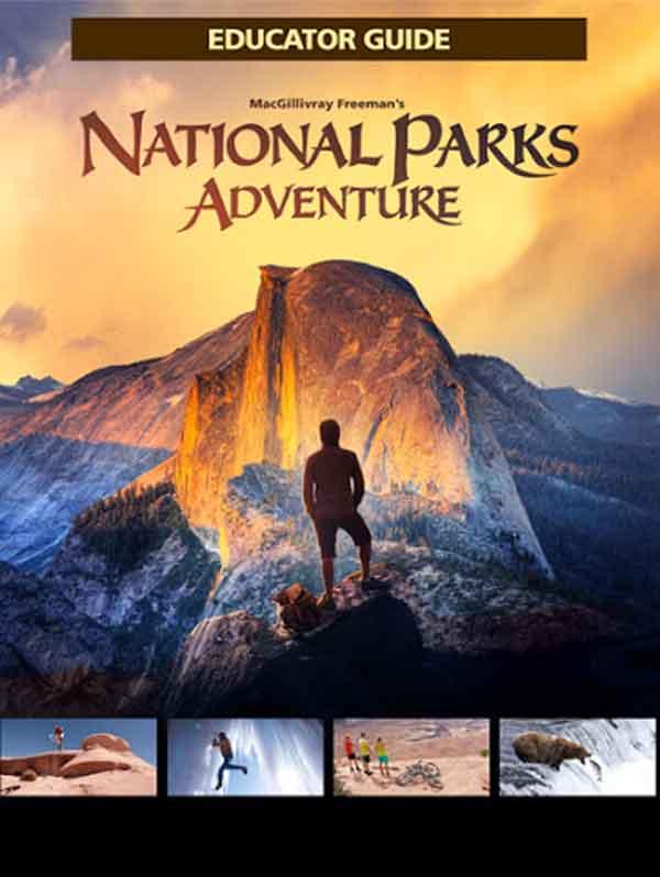 Film per chi ama viaggiare: Natural parks adventure