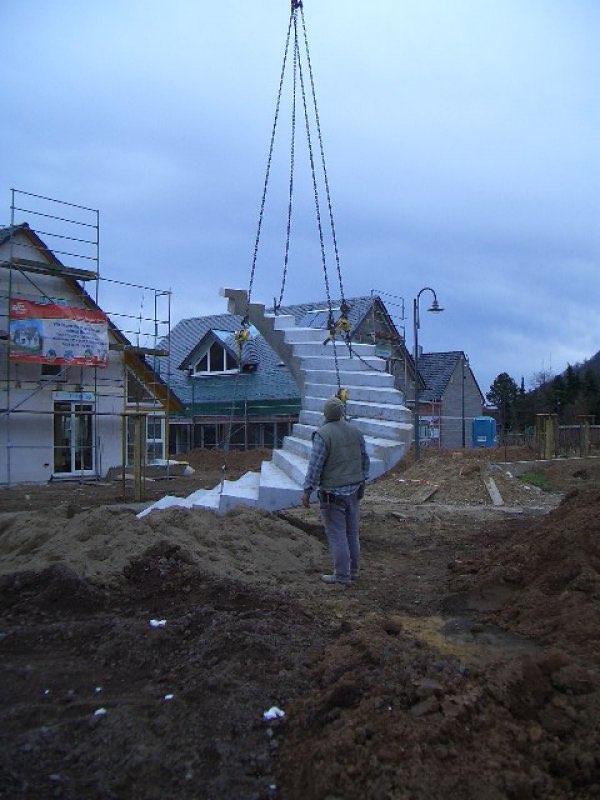 Haus mit Pool in Winningen - Bauphase 3