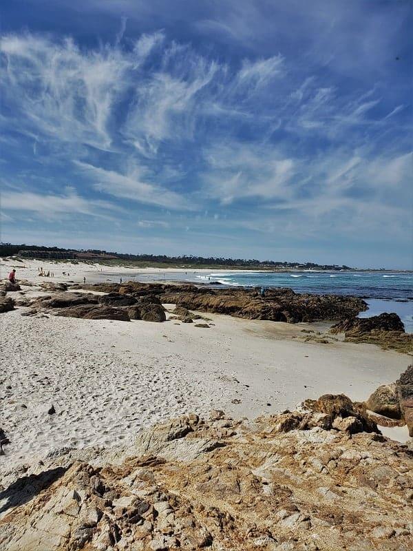 Pacific Grove California Beaches