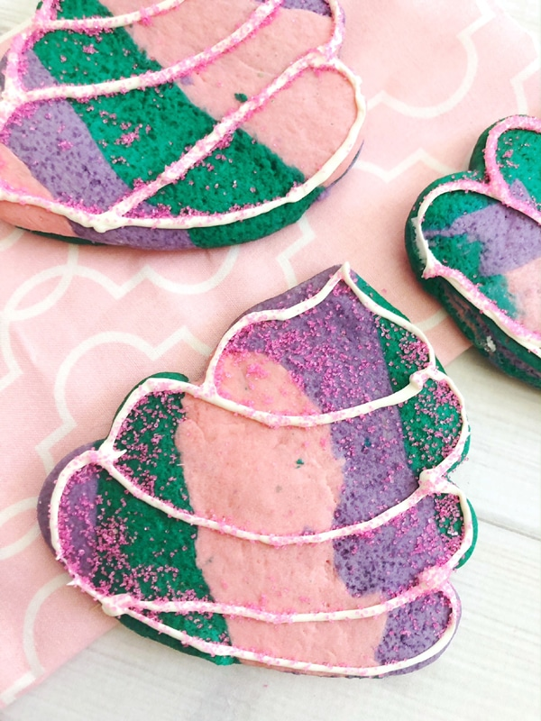 Easy Unicorn Poop Cookies - Pretty My Party