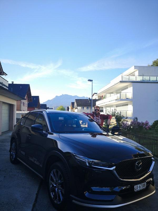 Mazda Tour de Connaisseur