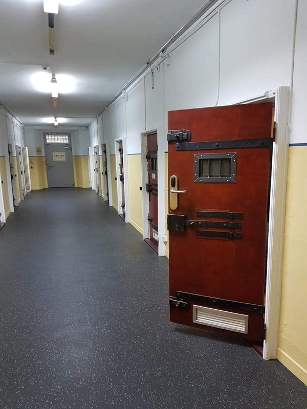 Barabas Gefängnis Hotel Luzern