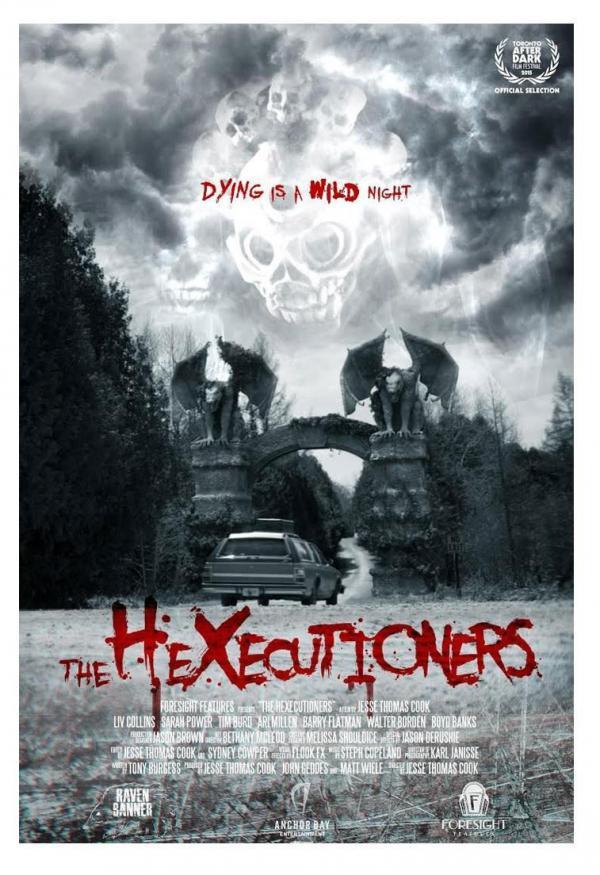 , Película THE HEXECUTIONERS – Análisis Criminológico, La Escena del Crimen