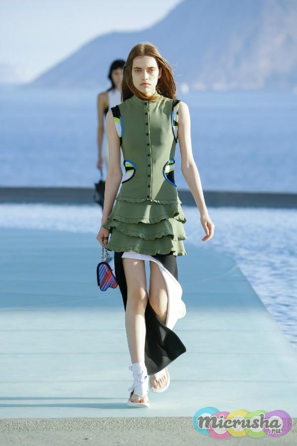 круизная коллекция Louis Vuitton
