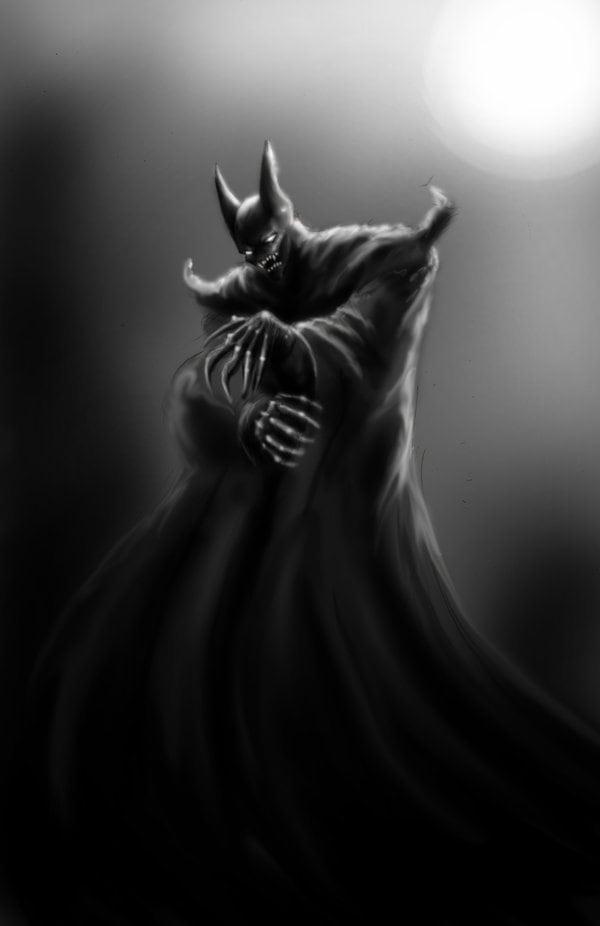 15 - Vampire Batman