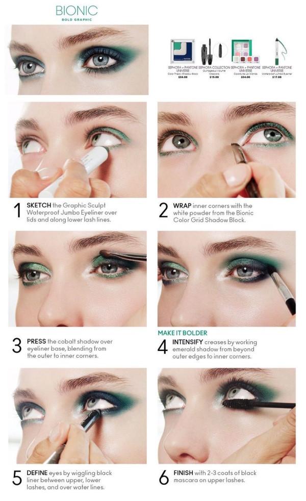 maquillar-ojos-verdes-paso-a-paso