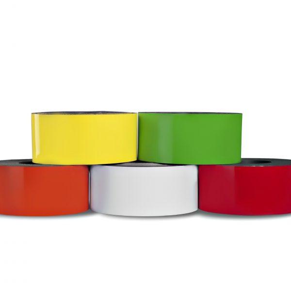 """8"""" Dry Erase Magnet Shelf Labels"""