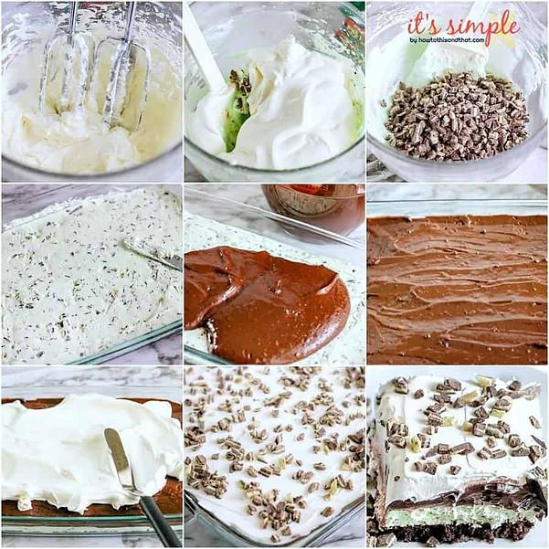 low carb chocolate lasagna