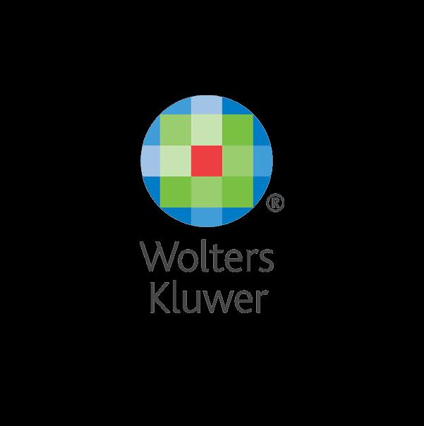 """Referenz Kunden Logo designplus """"Verlag Wolters Kluwer"""""""
