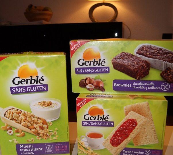 On a testé la gamme sucrée Gerblé sans gluten