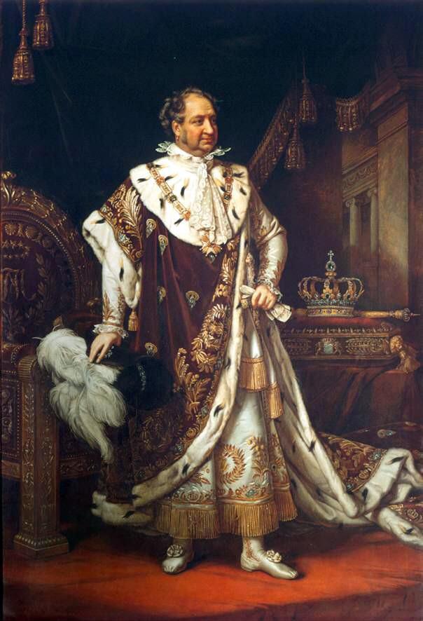König Max I. Joseph vn Bayern