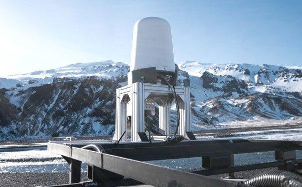 Navtech's radar application for autonomous vehicle