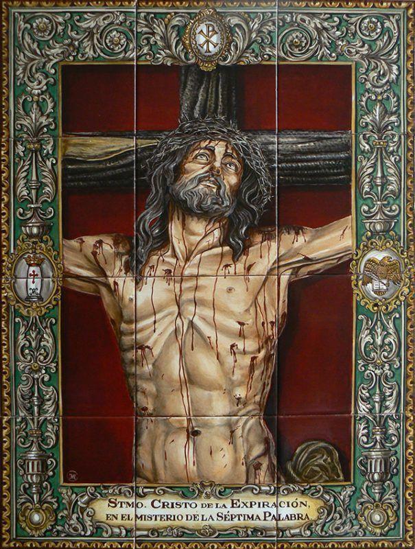 Cristo de Séptima Palabra (Zaragoza)