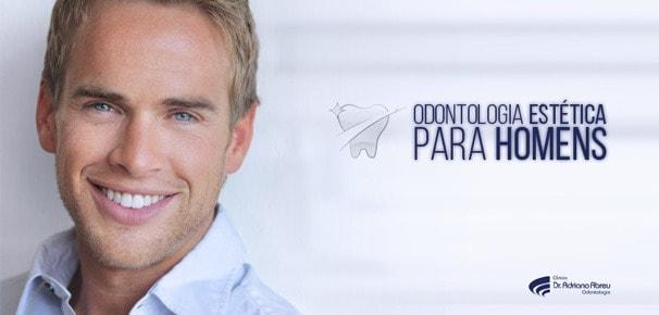 odontologia estetica para homens