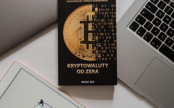 Kryptowaluty od zera - Książka dostępna już w sprzedaży!