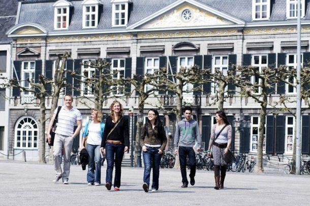 ESLSCA business school students in Paris