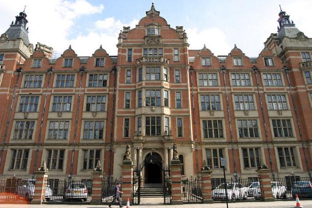 London School of Economics - Lincoln's Inn Fields buillding
