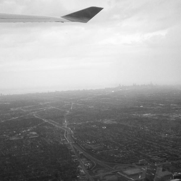 Chicago, on Sunday.