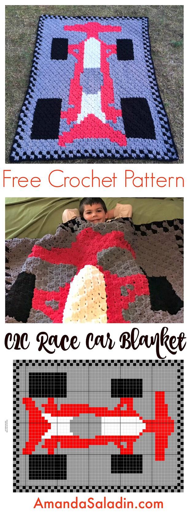 Free C2C Crochet Pattern!