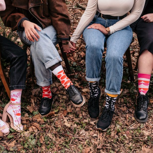 sisu socks - inspired by badass women in history