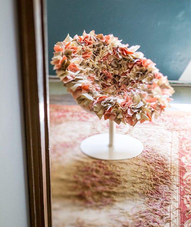 Bouquet Tokujin Yoshioka moroso photo © Studio Eye