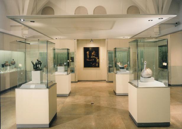 El Museo de América alberga una fascinante colección colecciones de arqueología, arte y etnografía americanos