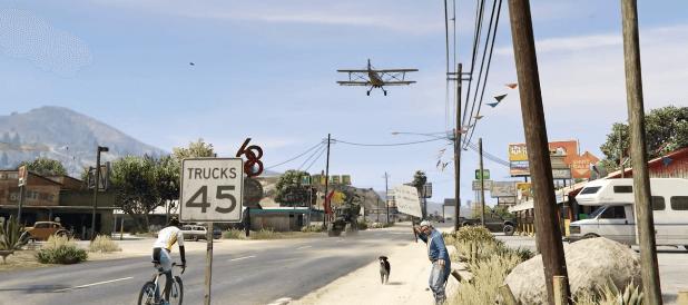 Grand Theft Auto V: Offizieller Launch-Trailer für PlayStation 4 und Xbox One 1