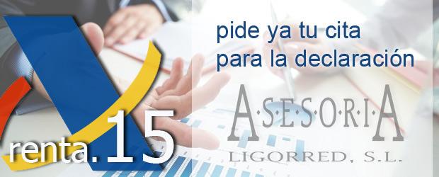 Deducciones en Aragón, Declaración de la Renta 2015