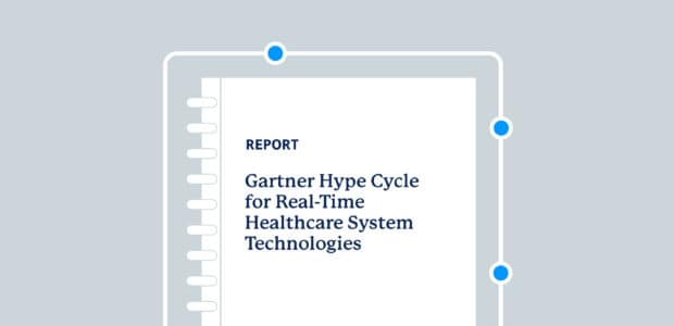 Gartner Hype Cycle for Real-Time Healthcare Technologies