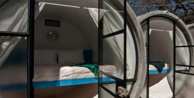 Mexico's Tubohotel