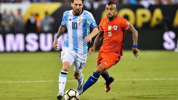 Προγνωστικα Αργεντινη - Χιλη