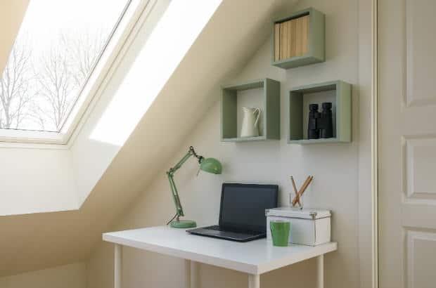 attic skylight-renovation-atlanta skylights