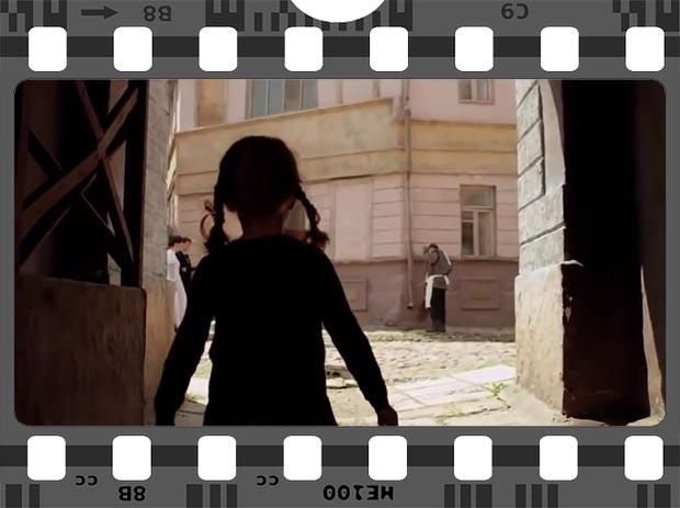 She gave all she had. Touching story. Scene 01