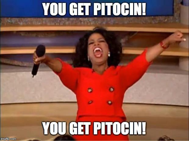 you get pitocin oprah