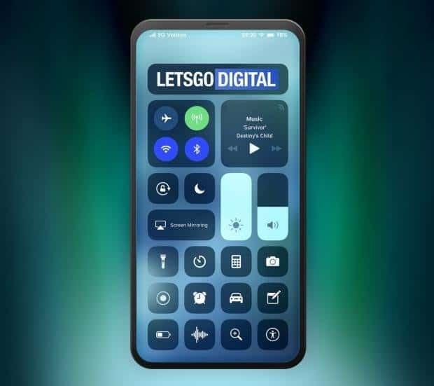 iPhone de 2020 sem