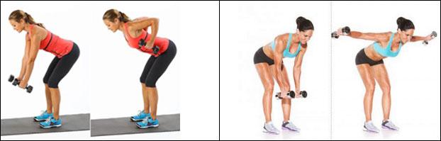 Комплекс упражнений на спину