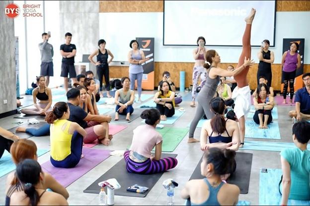 yoga teacher trainings in bangkok