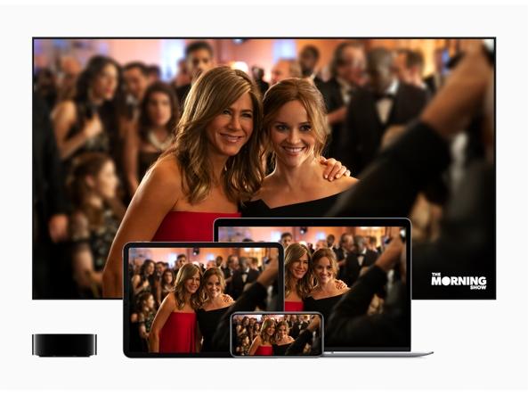 nuovi prodotti 2019 apple tv+
