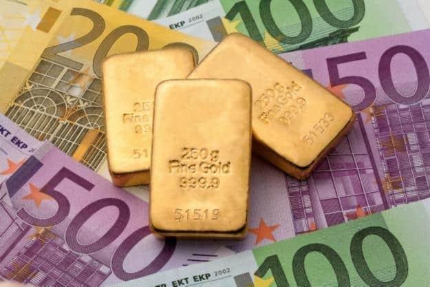 La compra de oro para obtener dinero fácil