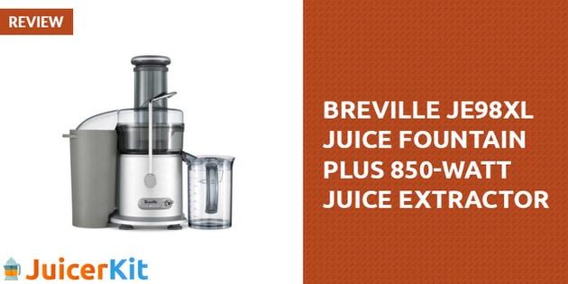 Breville JE98XL Juice Fountain Plus