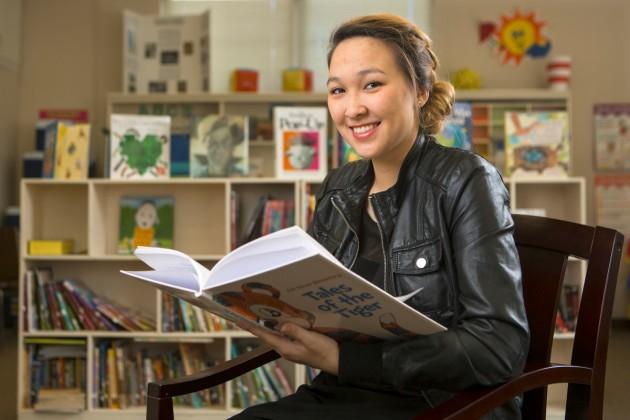 Brenau Scholar Jihae Stanfield