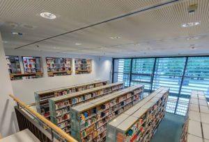 Bibliothek THD