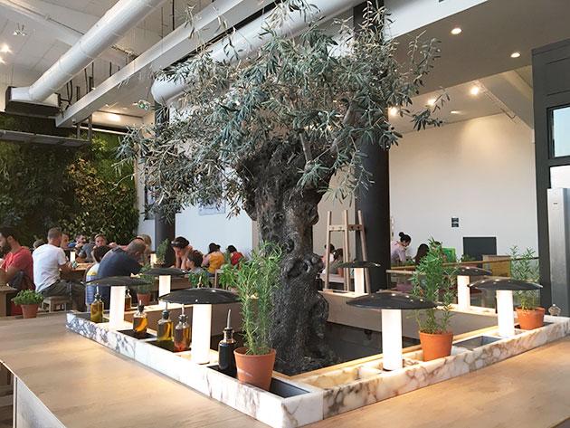 Restaurant Vapiano Olivier