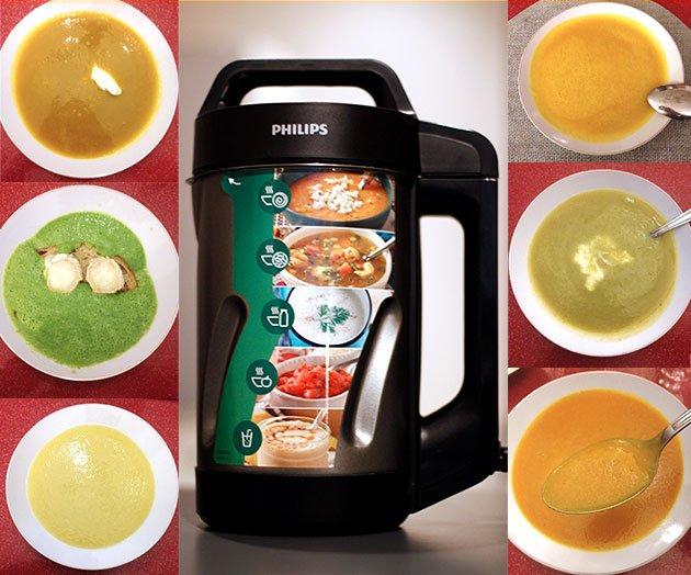 soupes - soupmaker