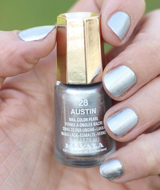 Austin - Mavala nail polish