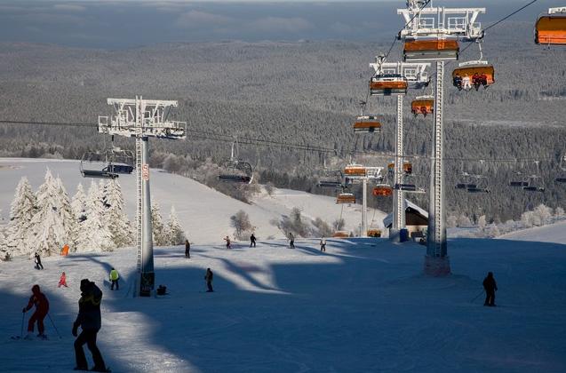 Skiareál Zieleniec