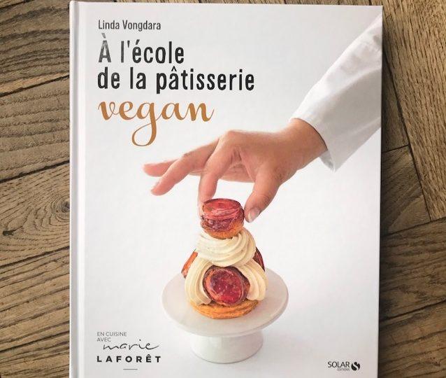 A l'école de la pâtisserie vegan de Linda Vongdara