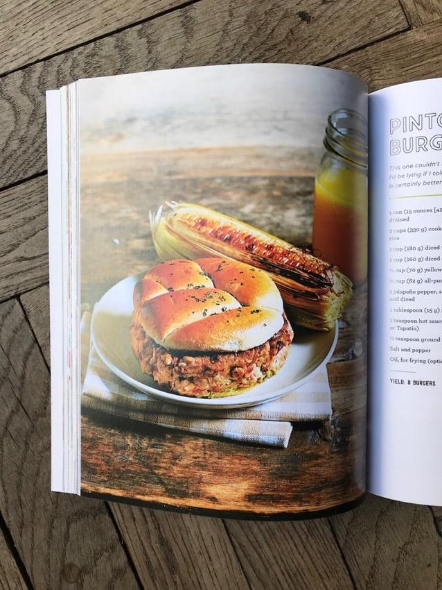 Livre The Best Veggie Burgers on the Planet